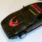NISSAN 300ZX NIGHT RIDER KNOCK OFF SUPER NITE RACER BATTERY OPERATED